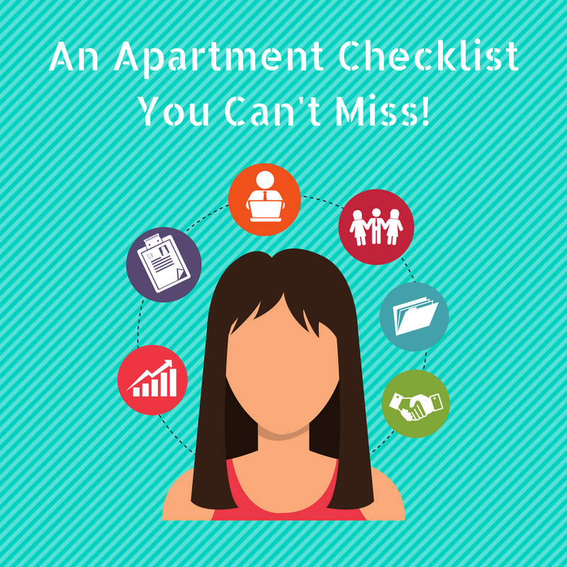 Don't Rent Your Next Apartment Without Going Through this Checklist First!
