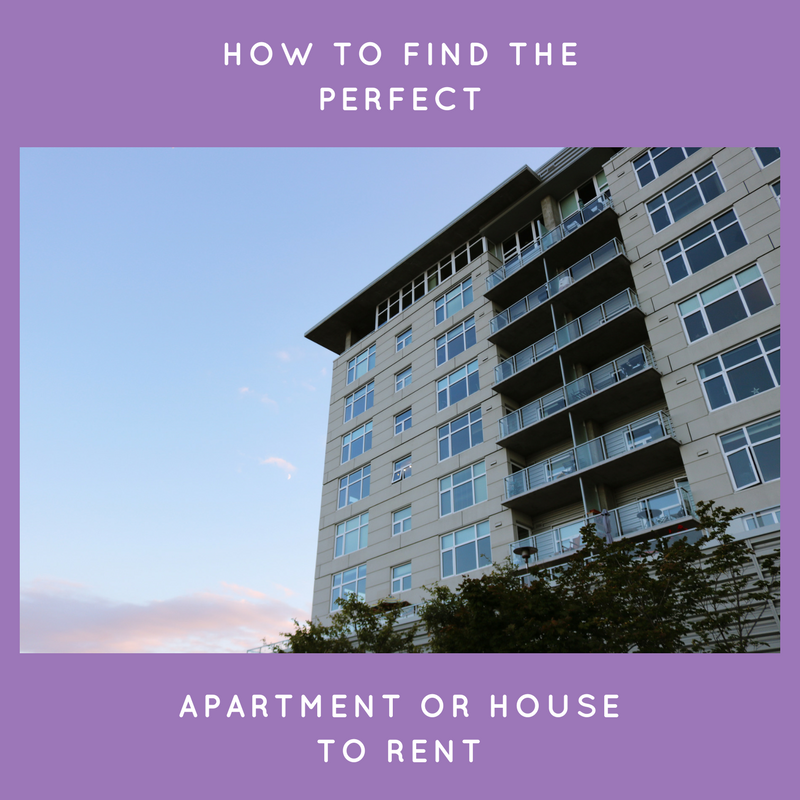 Apartment Finding: How To Find The Perfect Apartment Or House To Rent